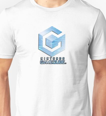 VAPORWAVE GAMECUBE LOGO Unisex T-Shirt