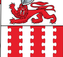 Armory Coat of Arms (Kerry, Ireland) Sticker