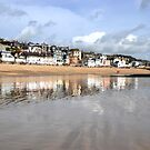 Lyme Regis  Reflected..........Dorset UK by lynn carter