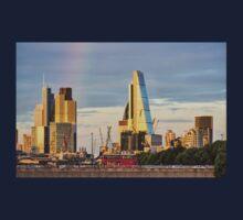 City of London Cityscape Kids Tee