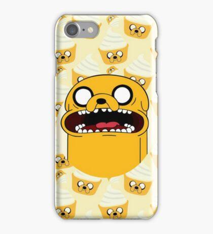 Jake Adventure time iPhone Case/Skin