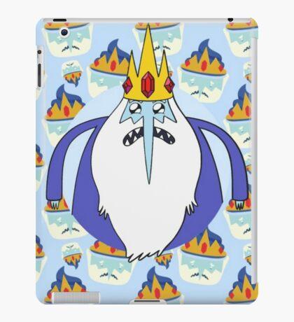 Adventure time Ice King iPad Case/Skin