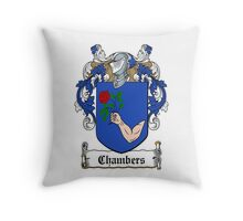 Chambers Throw Pillow