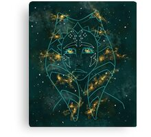 Galaxy 'Soka Canvas Print
