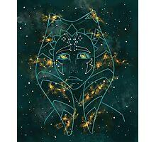 Galaxy 'Soka Photographic Print