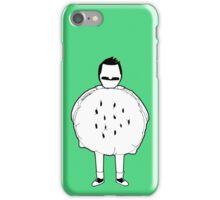 Gener Belcher: Hamburger Costume iPhone Case/Skin