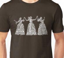 Schuyler Sisters (White) Unisex T-Shirt