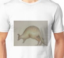 Pencil Wallaby Unisex T-Shirt