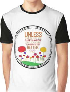 Unless  Graphic T-Shirt