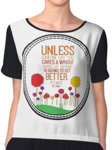 Unless  Chiffon Top