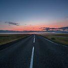road to red by JorunnSjofn Gudlaugsdottir
