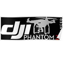 DJI Phantom  3Pilot UAV Drone Advance Poster