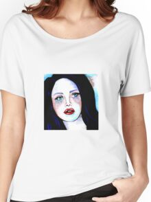 Goodbye Kiss Women's Relaxed Fit T-Shirt