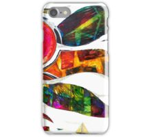 Three Ships Cut-Out iPhone Case/Skin