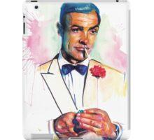 James Bond: A Splatter Geek Original iPad Case/Skin