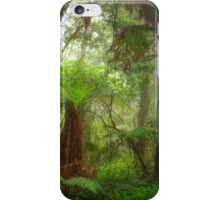 Rain Forrest Fantasy - Mount Wilson, NSW Australia - The HDR Experience iPhone Case/Skin