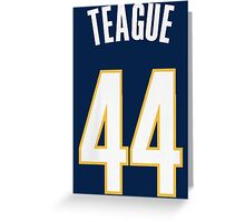 Jeff Teague Greeting Card