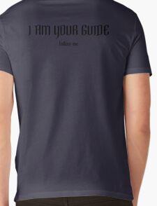 I AM YOUR GUIDE Mens V-Neck T-Shirt