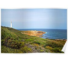 Point Hicks - Croajingolong National Park  Poster