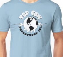 Top Cow - Black & White Unisex T-Shirt