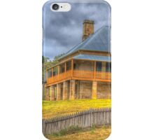 Hartley Historic Village # 1 - Hartley NSW - The HDR Experience iPhone Case/Skin