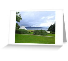 The White Gable Greeting Card