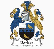 Barker Coat of Arms (Tipperary, Ireland) by coatsofarms