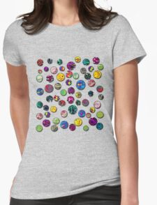 Play with me  Womens Fitted T-Shirt