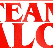Team Valor - Pokemon Go Stranger Things Sticker