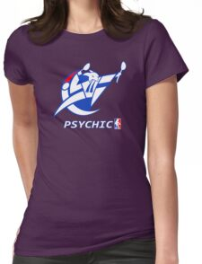 NPA Series - PSYCHIC TYPE Womens Fitted T-Shirt