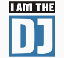 I am the DJ Kids Tee