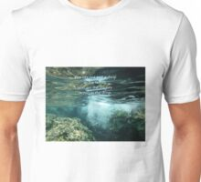 Rumi drop in the ocean quote Unisex T-Shirt