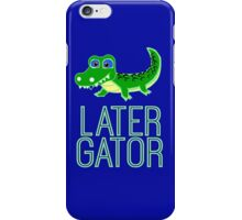 LATER iPhone Case/Skin