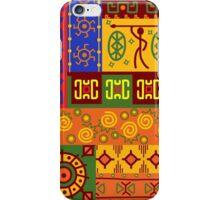 African Ethnic Design For Iphone 4/4s & Iphone 5/5s/5c iPhone Case/Skin