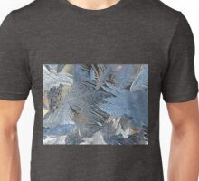 Icy Window_6696 Unisex T-Shirt