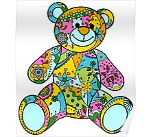 Bear toy Poster