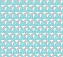 Rainy Day Umbrella Pattern by Amanda Bassett