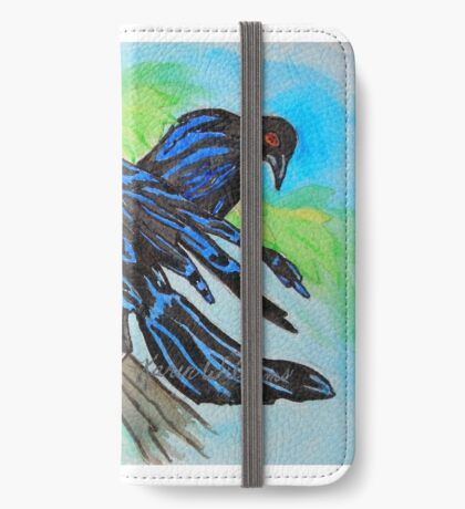 What Are You Crowing About iPhone Wallet/Case/Skin