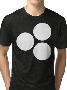 Retro Dots Tri-blend T-Shirt