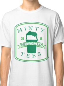 Minty Tees Brewing Co. Classic T-Shirt