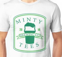 Minty Tees Brewing Co. Unisex T-Shirt