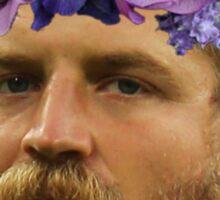 Flower Crown Ryan Fitzpatrick Sticker
