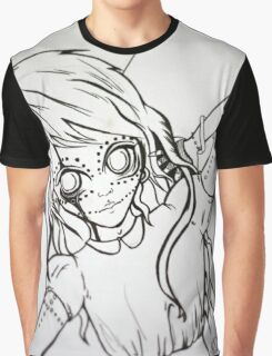 lineart of beauty Graphic T-Shirt