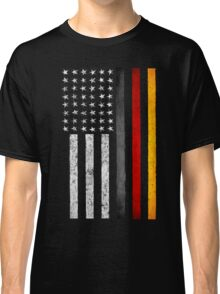 German American Flag Classic T-Shirt