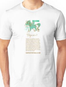 I AM A PEGACORN (vertical) Unisex T-Shirt