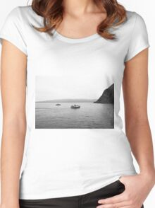 Sailing off Skye Women's Fitted Scoop T-Shirt