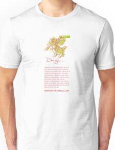 I AM DRAGON! (vertical) Unisex T-Shirt