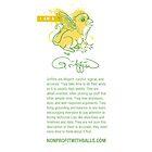 « I AM A GRIFFIN! (vertical) » par nonprofitwballs