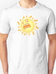 Scared Sun Unisex T-Shirt