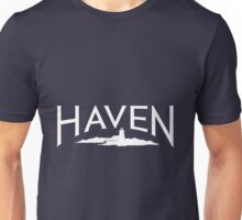 Haven Maine Syfy Logo Unisex T-Shirt